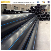 "Lowest price SDR16 SDR 11 HDPE pipe 20"" HDPE 22"" HDPE pipe 24"""