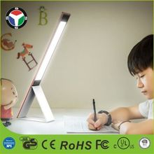 Eye Protection Table Reading Lamp,Smart USB Rechargeable LED Desk Lamp