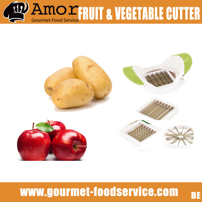 Stainless Steel Blade French Fry Potato Cutter