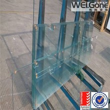 low price glass tempered for solar panel/ raw material
