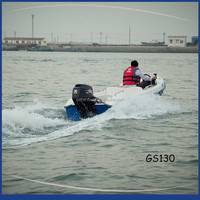 Gather CE certificate High Quality China fiberglass boat ce certified