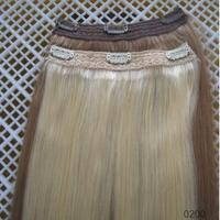all color all style one piece full head clip in hair extensions all length all weight