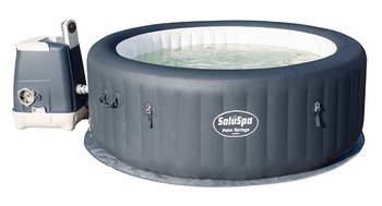 Bestway 54144 Palm Springs HydroJet Inflatable Hot Tub 2.49m x 1.49m x 66cm