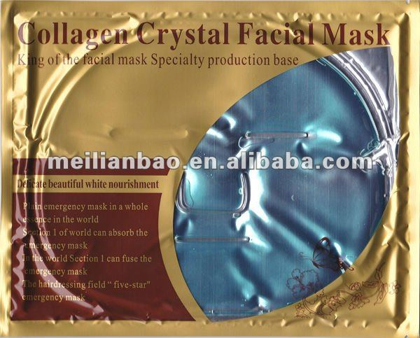 collagen mask children disposable face mask
