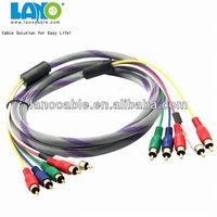 100% new brand volume control audio cable with cheap price