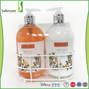 Wholesale beauty shower gel whitening skin care body luxuries bath gift
