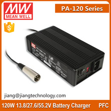 Mean Well PA-120P-13P With PFC Function 120W 13.8V Portable Car Battery Charger