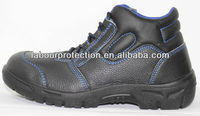 New design best selling genuine leather safety shoes for 2016