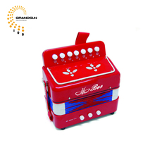 Wholesale button accordion musical instrument piano kids accordion for sale