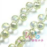 Pujiang factory selling faceted glass ball for chandelier lamp decoration
