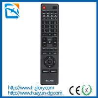 Factory custom tv remote control rca universal tv remote codes