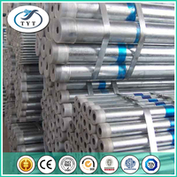 Fast Delivery Accepted Customized Mill Test Certificate Astm A53 Erw Steel Pipes 3 Inch