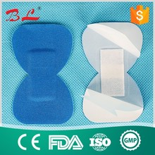 white foam detectable first aid bandage blue elastic fabric band -aid