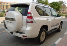 Toyota Land cruiser Prado 3.0L Auto TXL FULL OPTION - 2015