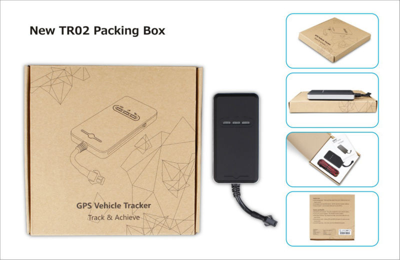 GPRS Tracking Device