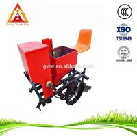 Hot sell Tractor Implement Potato Planter with Tyre