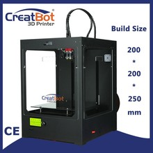 Advertising! big size 3d metal printer/ large format 200*200*250 mm DS02007