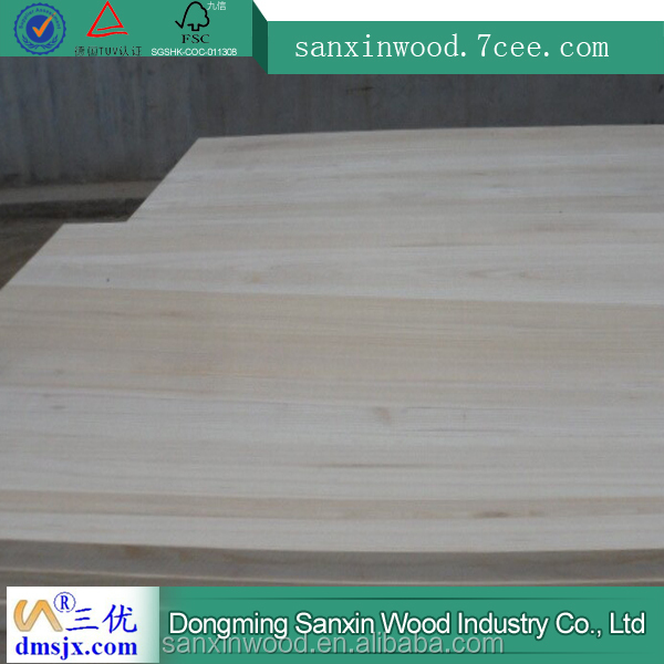 lightweight paulownia wood for coffin