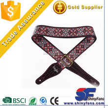 Personality customized polyester guitar strap