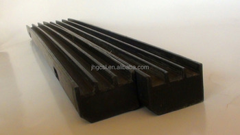 slideways uhmw-pe rail guide for sale
