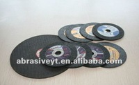 cutting discs for stainless steel/iron-China