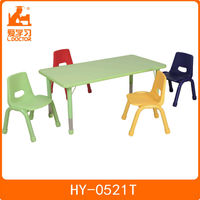 Learning table kids chairs with dimensions for sale