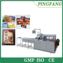 HKZ-200B Food industry Automatic Box carton Packing making machine with mass production