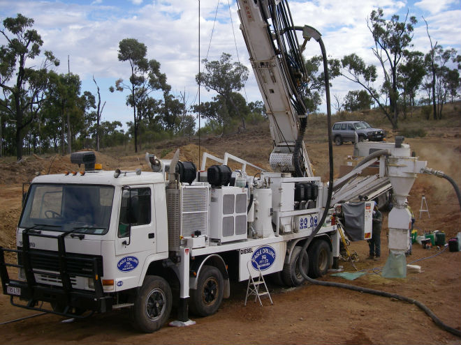 Multi Purpose Drilling Rig