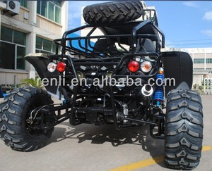 Renli 1500cc 4x4 pedal racing petrol go karts for sale