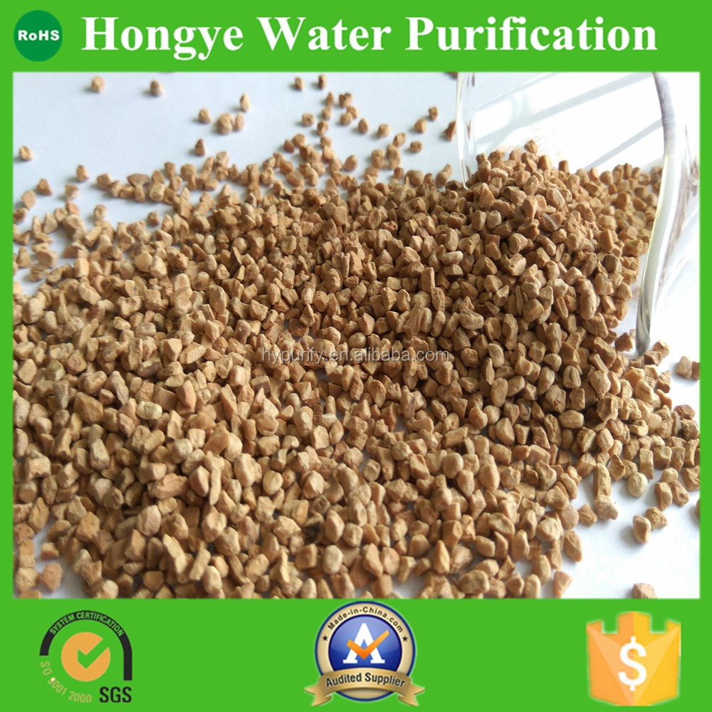 new model of water treatment materials- dry walnut shell filter /more natural and safer for water treatment SAFE HEALTHY