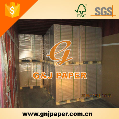 Good Quality Lightweight Coated Woodfree Offset Paper