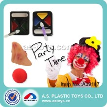 3 PCS Funny party makeup set Halloween accessories