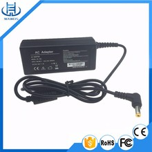 Laptop ac adapter 24V 3A laptop charger for led strips light