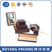 High Quality Customized jewelry box making supplies
