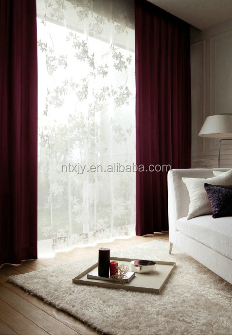 Hotel Solid Color Blackout Curtain Buy Hotel Curtain Solid Color Curtain Blackout Curtain