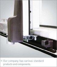 Parallel Sliding and Tilt hardware for windows and doors