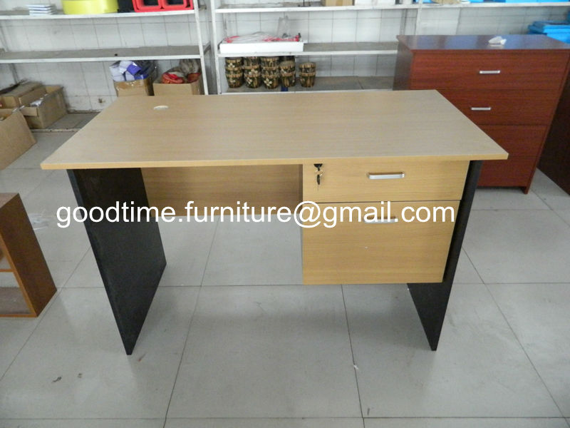 wooden furniture laminate computer desk designs