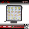 China supplier cheap auto tractor 12v 48w led work light