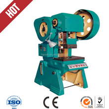 Factory Sale High Precision Wide Application J23-25 punching machine of crank mechanism