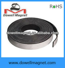 3M good flexible magnetic strip with adhesive