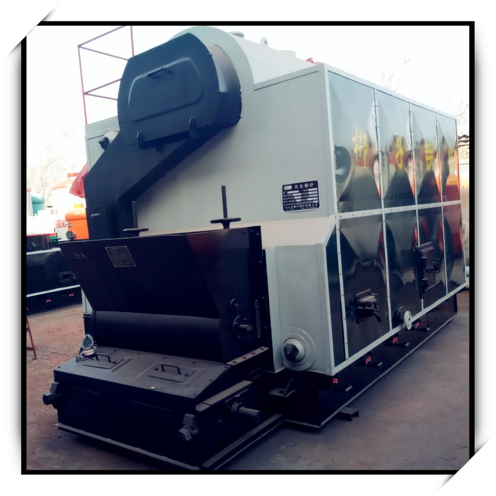 China supplier wood pellet heating boiler types