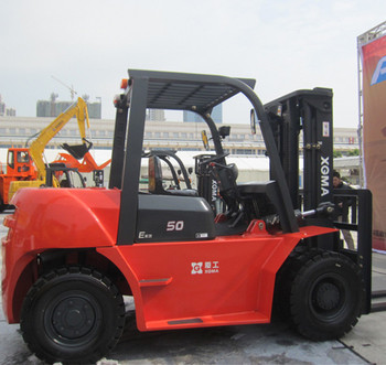New Condition 4.0 M Max.Lifting Height 7ton komatsus forklift