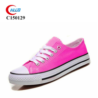 custom cheap wholesale canvas tennis shoes women