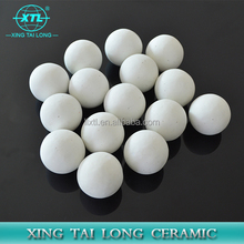 Good material insert catalyst bed support alumina packing ball