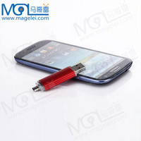 micro usb otg flash drive /usb pen drive for mobile phone & computer