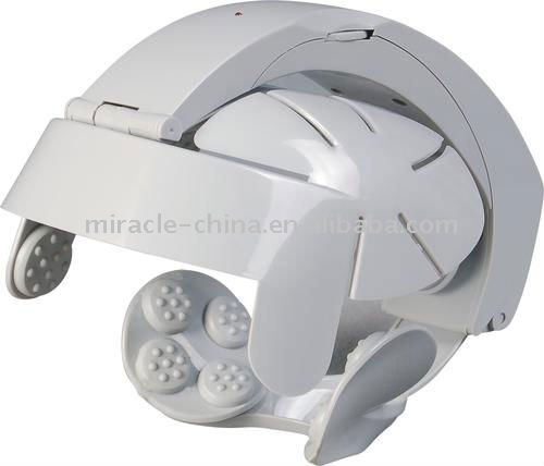 CE certificate hair care / Fashionable Electric Head Massager MK-801