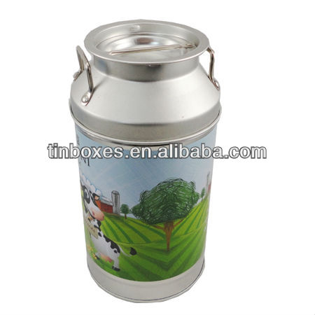 food grade lovely milk candy milk can