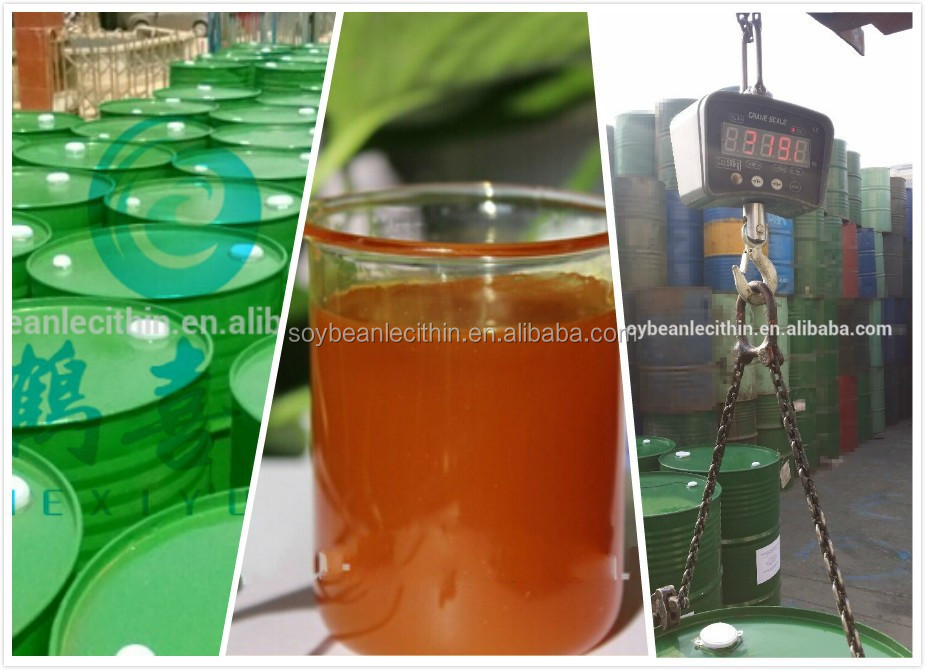finest natural food grade liquid soy lecithin