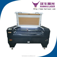 cheap K-1390 plastic rubber cnc laser cutting machine price for sale