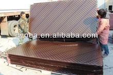 shuttering formwork Marine Plywood high quality red pine lumber 2012